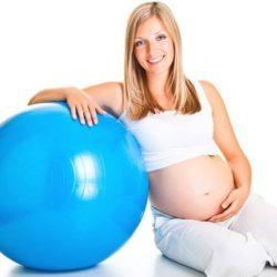 тренировка за бременни