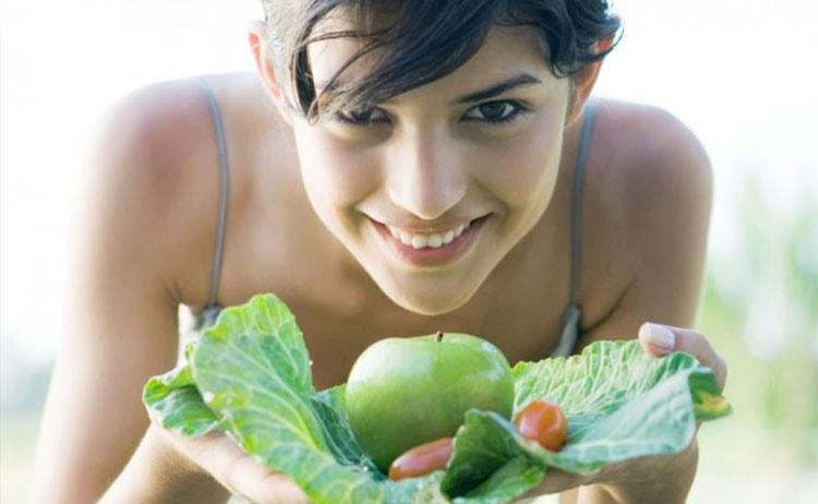 пет храни за здравословен живот