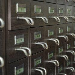 Архивиране на цифров документ срещу физически архив