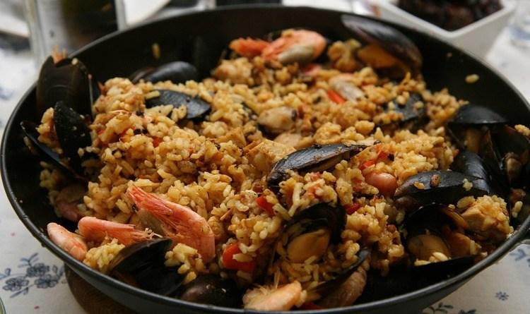 Националните ястия на Испания