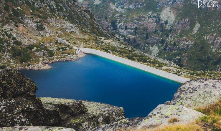 Идея за модерни планинари - язовир Калин
