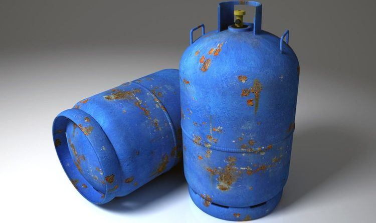 характеристики на газовите калорифери