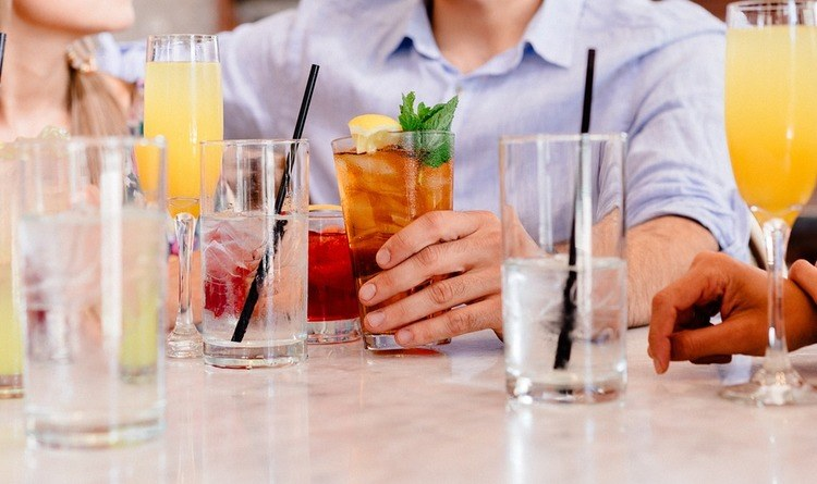 Напитки за отслабване