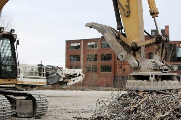 Глобалните строителни отпадъци