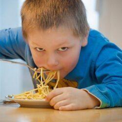 Хранене в детския лагер