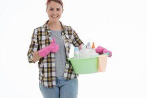 Kачеството на услугата почистване по домовете
